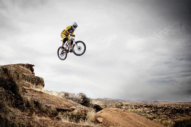 Come bilanciare su una bicicletta