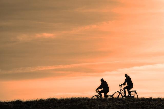 Consigli di ciclismo per sovrappeso o obesi