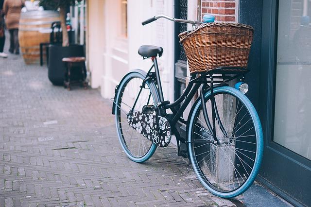 Dove puoi parcheggiare la tua bici?