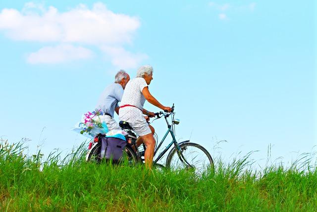 10 benefici per la salute importanti dal ciclismo