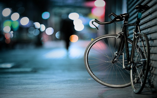 Luce della bicicletta e sua importanza