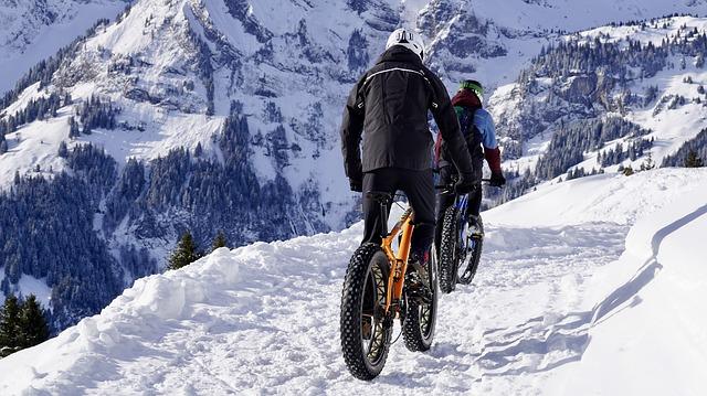 Pendolarismo in bici d'inverno