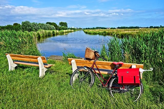 Rendi più divertente il tuo lungo viaggio in bicicletta olandese