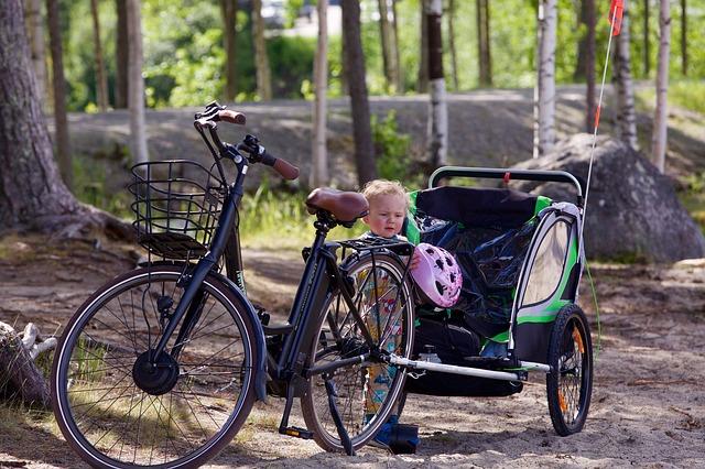 5 cose da considerare quando si acquista un rimorchio per bici