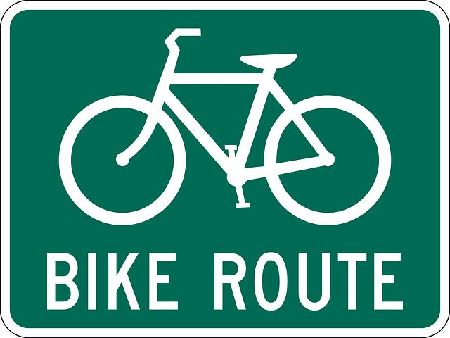 In bicicletta dentro e intorno alla città termale di Bath