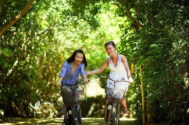 La tua famiglia ama il ciclismo?