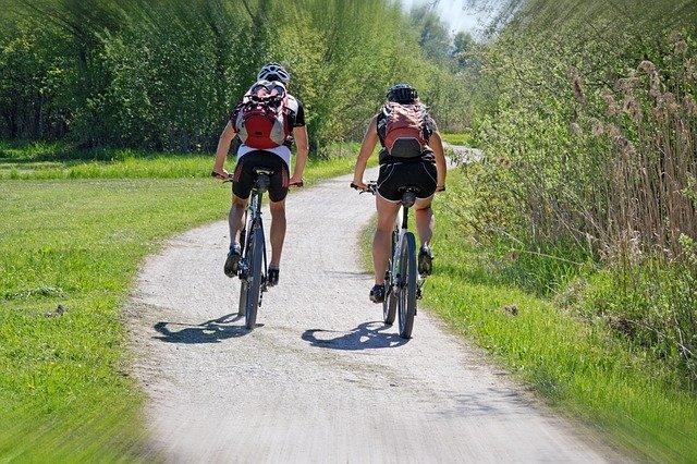 Suggerimenti per la sicurezza in bicicletta